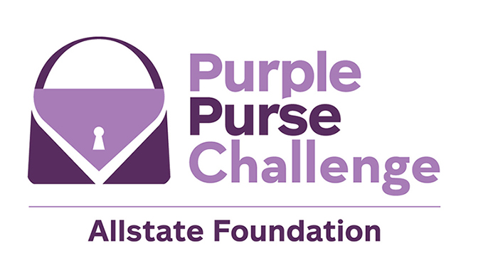 Purpe Purse Challenge Event Logo