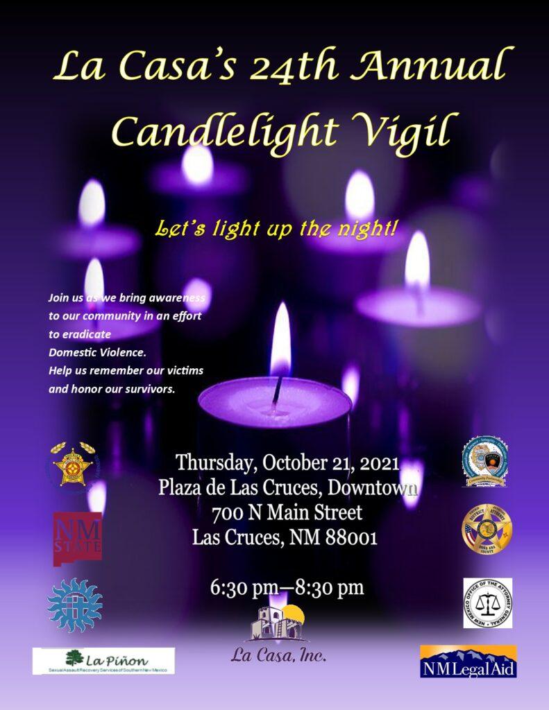 2021 CandleLight Vigil