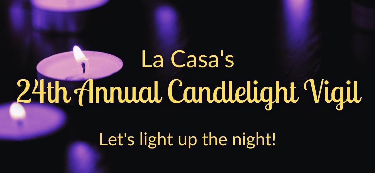 24th Annual Candlelight Vigil